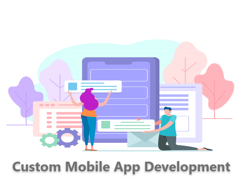 Custom Mobile App Services
