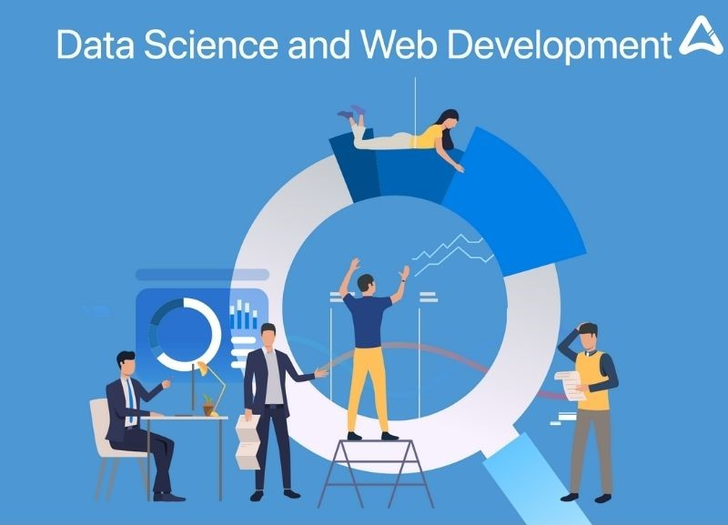 Integrating Data Science with Web Development in 2021
