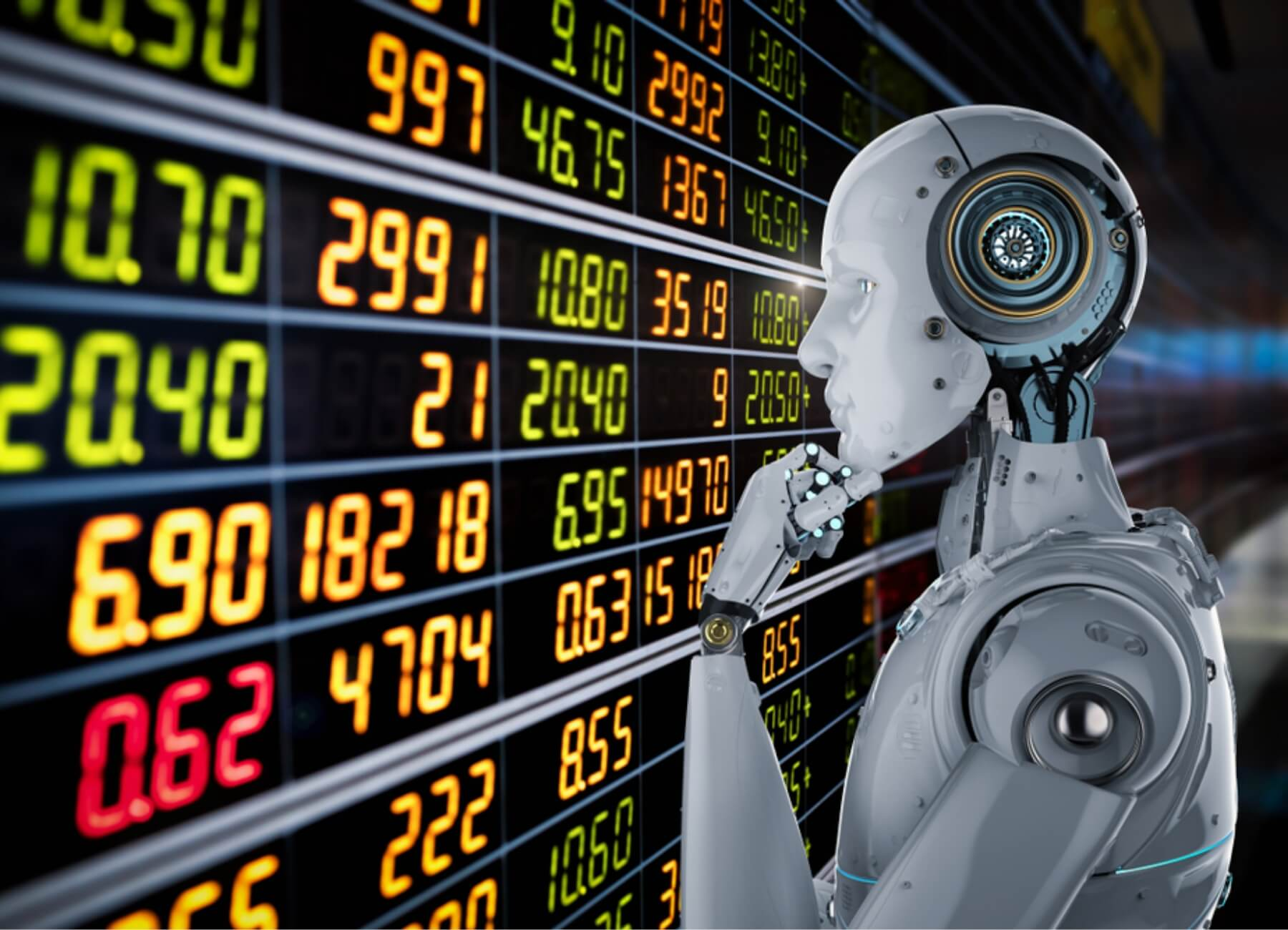 Artificial Intelligence in Financial Analytics