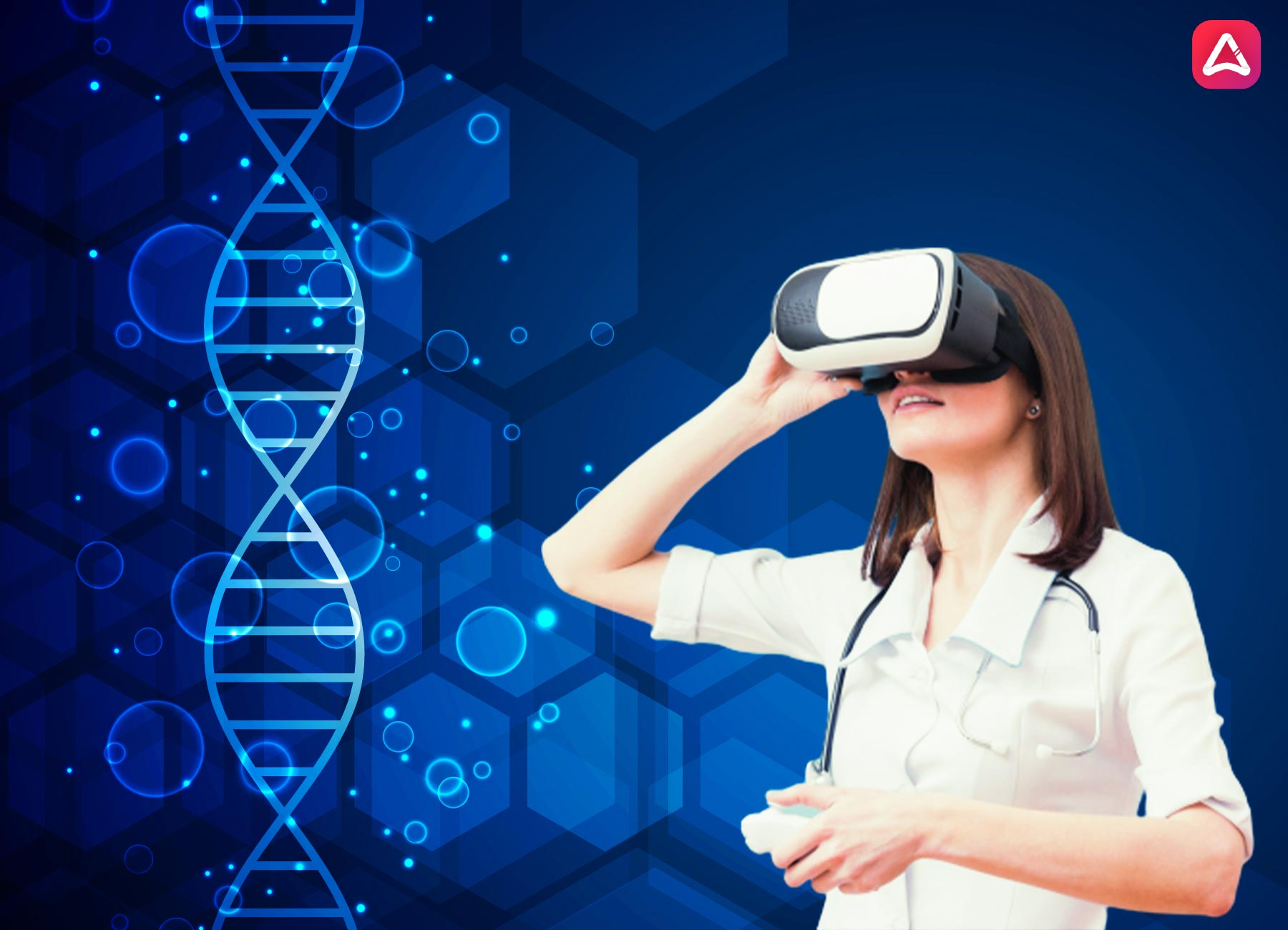 Virtual Reality in healthcare Sector