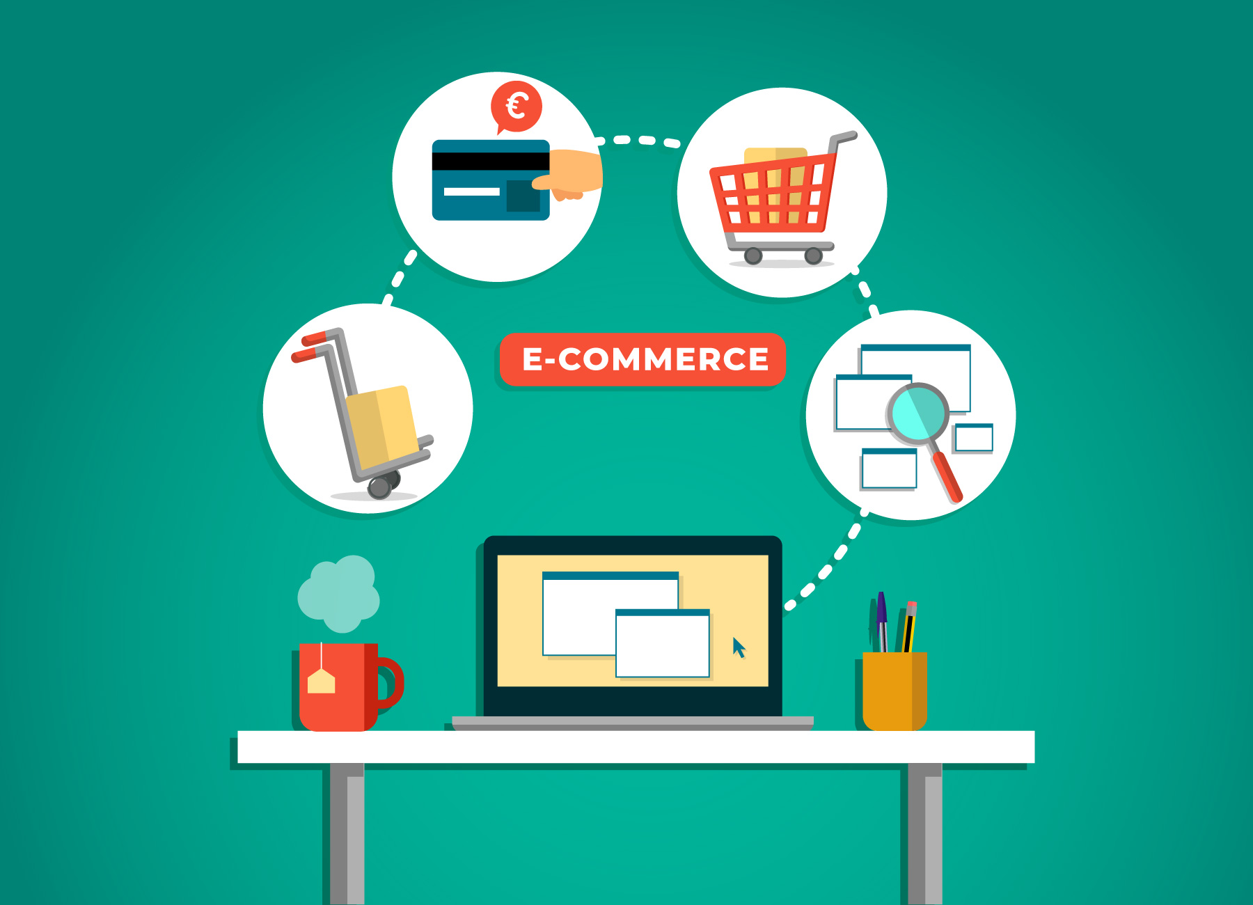 ecommerce applications development