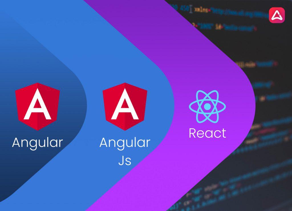 Angular vs. AngularJS vs. React Native