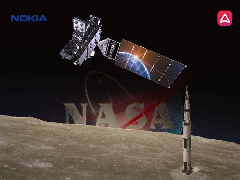 nokia nasa moon 4g deal