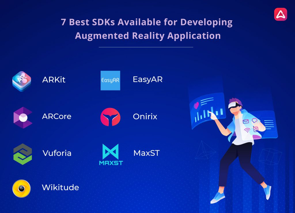 7 Best AR SDK Softwares for Mobile app development