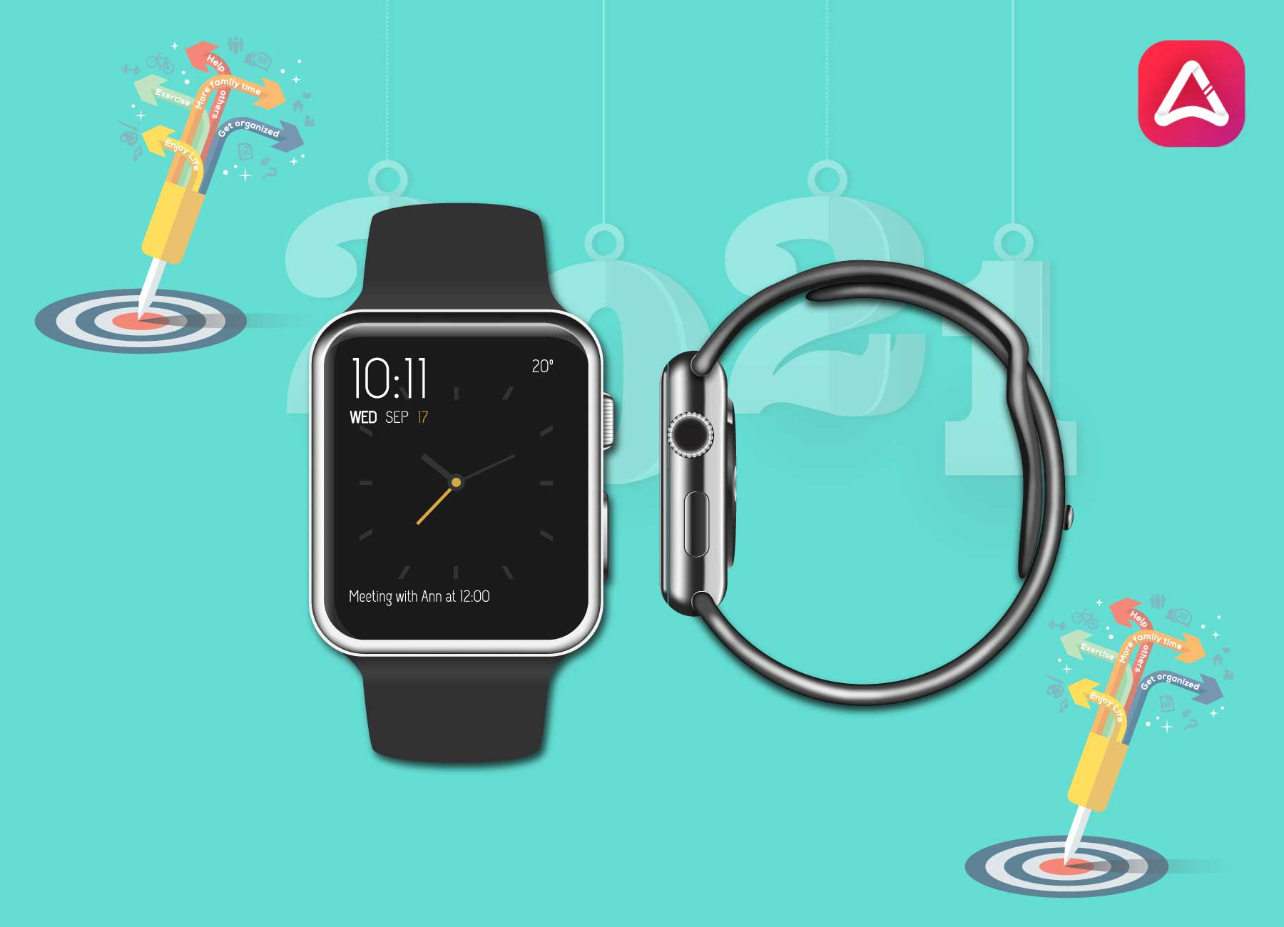 iPhone & Apple Watch Apps