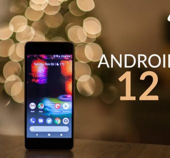Android 12 New Features