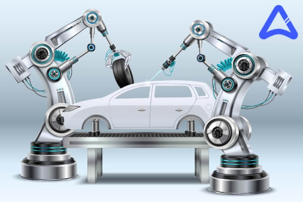 Benefits of IoT in Automotive Industry