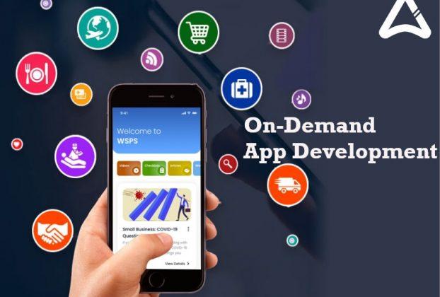 On-Demand App Development Process