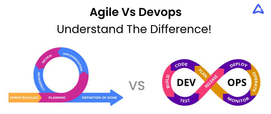 Different between Agile vs Devops Development