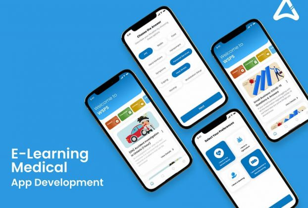 E-learning Medical App Development
