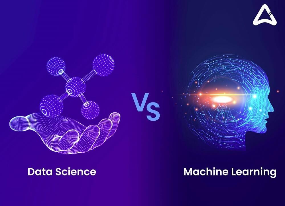 Machine Learning VS Data Science